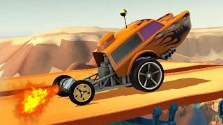 МАШИНЫ HOT WHEELS #3. Мультики про машинки. Hot Wheels Race Off.