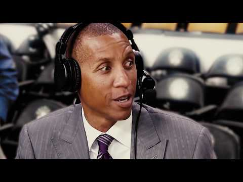 Reggie Miller Stays Connected