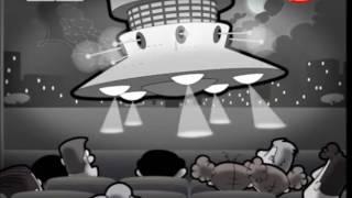 Mr Bean Zeichentrick Folge 15   Mr. Bean im Museum / Träume sind Schäume