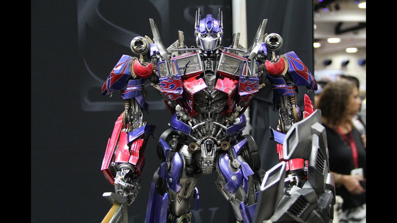 San Diego Comic Con 2014 Optimus Prime By Prime 1 Studio