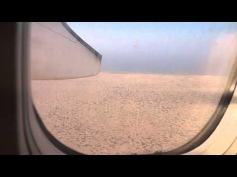 Airplane Berbera to Addis Ababa, Somaliland to Ethiopia (2)