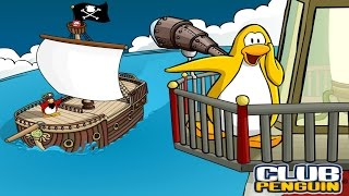 Club Penguin: 5 Facts on Rockhopper!