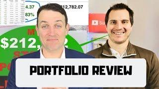 Financial Education Portfolio & Stocks Review