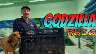 Wir nehmen es mit GODZILLA auf ! l RB26 l GT-R l Part 1 l Subi-Performance