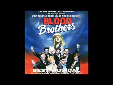 Blood Brothers 1995 London Cast - Track 1 - Overture
