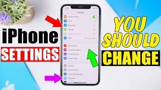 10 iPhone Settings You Should CHANGE Right NOW !