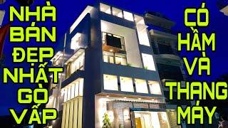 Bán nhà Gò Vấp |Siêu phẩm nhà phố 6.2x13m đẹp nhất quận Gò Vấp 2019 | giá 8.55tỷ