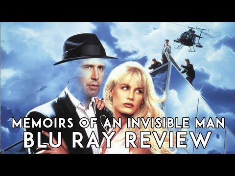 Memoirs of an Invisible Man Blu Ray Review & GIVEAWAY
