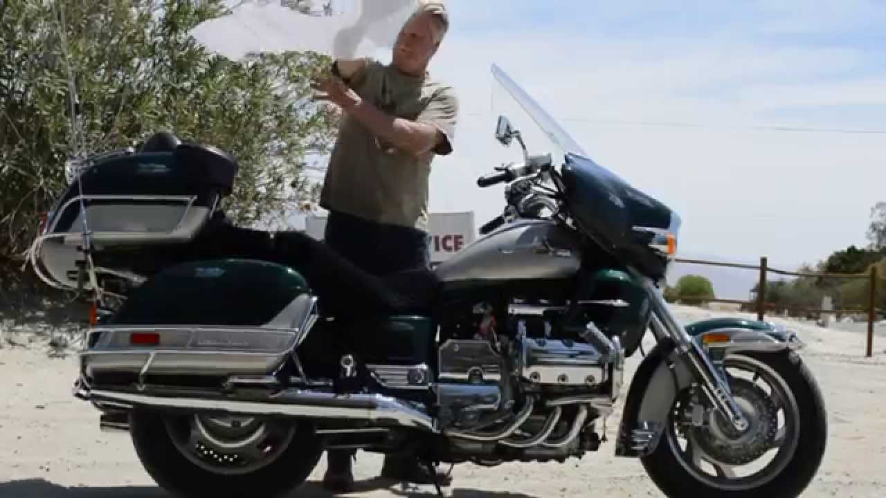honda valkyrie glcf  sale wwwsamscyclenet youtube