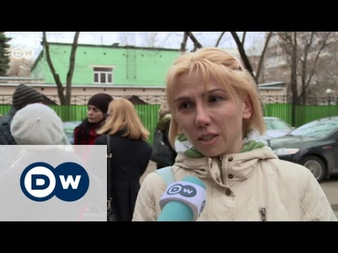 Moscow: Residents oppose demolition project | DW English