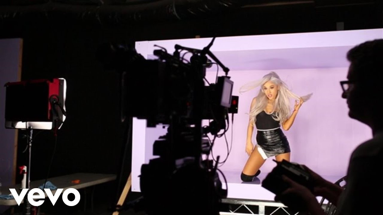 ariana grande focus extended behind the scenes youtube