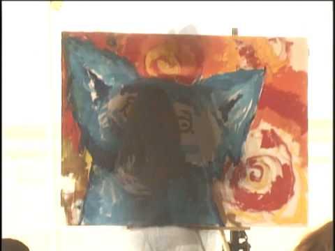 George Rodrigue - International Child Art Festival (2003)