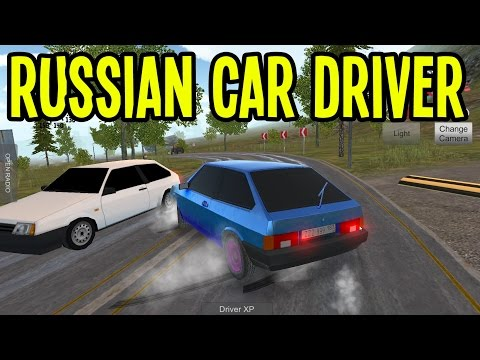 MOST WANTED DRIVER in RUSSIA! Russian Car Driver Gameplay