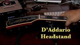 D'addario Headstand