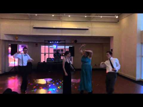 Grand Rapids Union High School students shake and shuffle on prom night