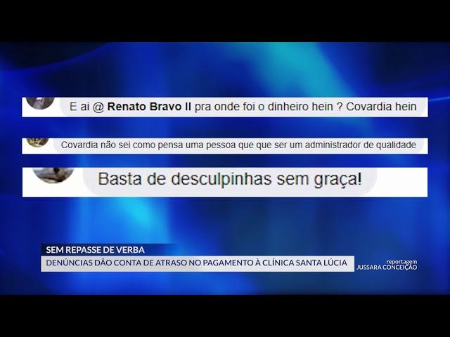 17-04-2019 - SANTA LÚCIA SEM REPASSE - ZOOM TV JORNAL