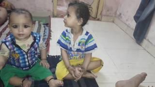 Shivansh priyansh baby dance