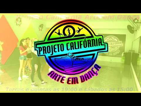 Acelera ae - Ivete Sangalo  Projeto Califórnia Arte em Dança