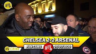 Chelsea 2-2 Arsenal | Arteta Has Turned Xhaka Around As A Player & Leader! (Eisa)