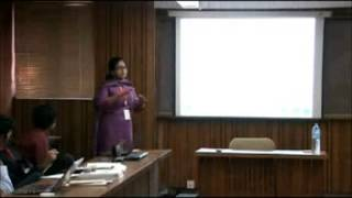 Irrigation with Arsenic-rich water in Bengal- Mitigation options presented by Aditi Mukherji