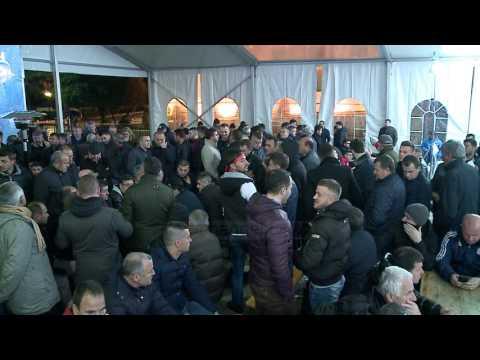 Nata e parë në tenda - Top Channel Albania - News - Lajme