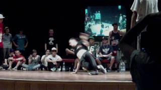 Pomorski Forfitter vs Sztewite Squad Jammin on Beat 2010