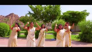 Jimikki Kammal I Velipadinte Pusthakam I Muscat Moms I Dance Factory Choreography I NRI's