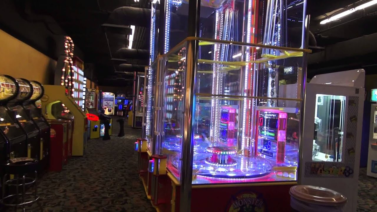 Ball Drop jackpot game at Northern Lights™ Arcade at Great