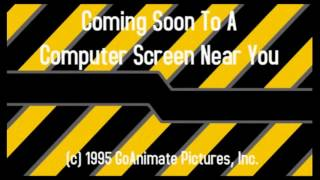 opening to roblox the movie 1988 Vhs Goanimate home video print