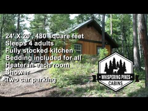 Flathead Lake Cabin Rentals