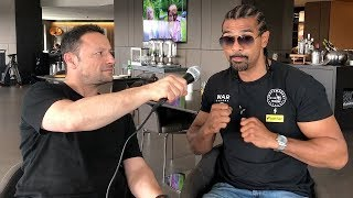 Anthony Joshua losing to Andy Ruiz Jr, people CAN'T ACCEPT IT, says David Haye