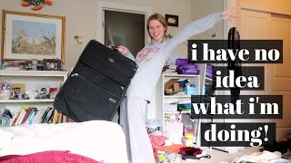 PACKING FOR PARIS: What & How To Pack For Study Abroad!!!
