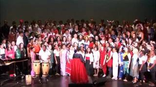 Pearson College Choir - One World 2011