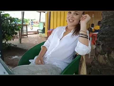 Disfrutando en Bissau,  Guinea Bissau. (África)