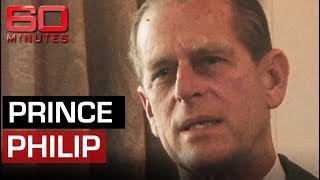 Gambar cover Rare interview with Prince Philip | 60 Minutes Australia