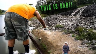 CRAZY Multi-Species Fishing Challenge!! (Who Will WIN??) Ft. Brendan Miller