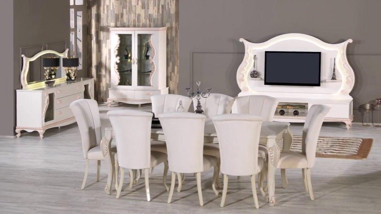 2016-2017 Bellona yemek odası modelleri ve fiyatları - YouTube Shakira Youtube