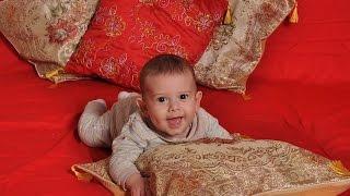 Пэчворк подушки для уюта в доме