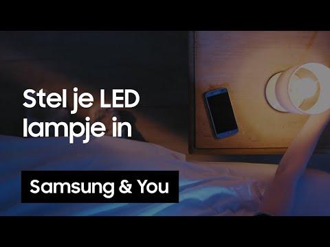 hoe kan je het led lampje van je android telefoon instellen android aamp you