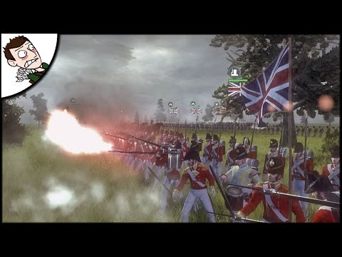 GREAT BRITAINS LAST STAND! Great Britain v France - Napoleon Total War Survival Gameplay