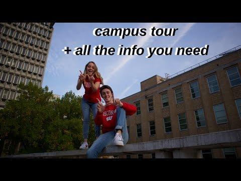 UW MADISON CAMPUS TOUR