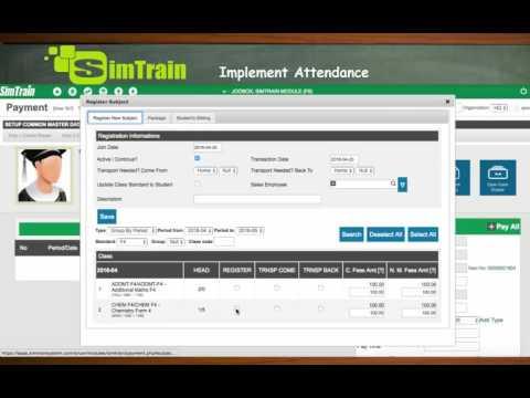 Implement Attendance