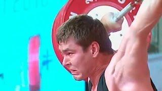 2010 World Weightlifting Championships, Men 94 kg \ Тяжелая Атлетика. Чемпионат Мира