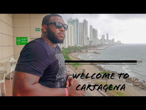 The Black Travel Addict Vlog Colombia: My Trip To Cartagena