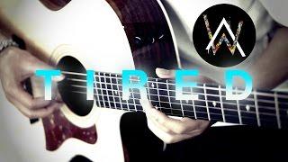 Video Tired - Alan Walker ft. Gavin James (Fingerstyle Guitar Cover) Free Tabs download MP3, 3GP, MP4, WEBM, AVI, FLV April 2018