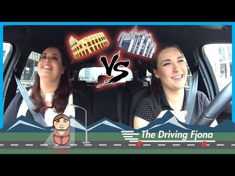 💬 Roma Vs Milano: 5 Differenze! [a Bordo Di Ford Focus] 🚗