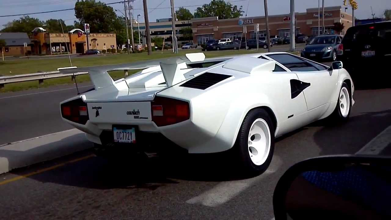 Lamborghini in ohio