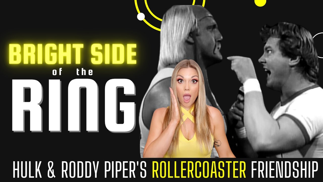 My Take on Dark Side of the Ring | Bright Side of the Ring: Hulk Hogan & Roddy Piper's Friendship