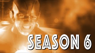 Revealed! The Flash Season 6  | Time Line Change!