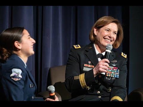Women's History In The Making  - LTG Laura J  Richardson